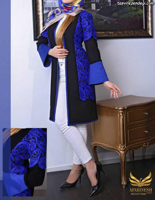 مدل مانتو گیپور عید