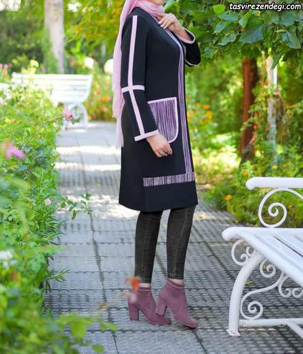 مدل مانتو برای عید دخترانه