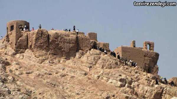 قلعه سارویه اصفهان