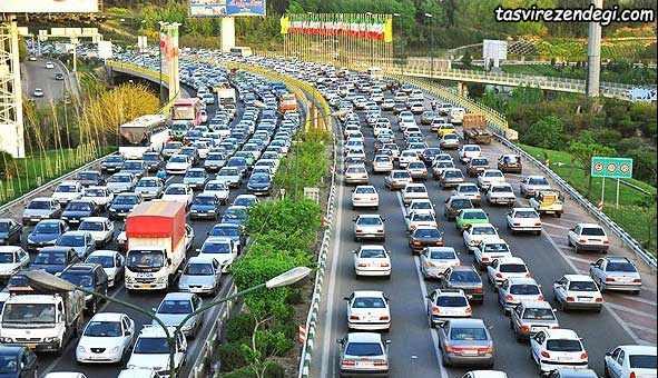 چگونه از پس ترافیک نوروزی بربیاییم؟
