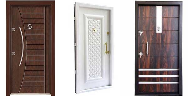 Security Door - درب ضد سرقت