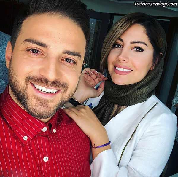 بابک جهانبخش و همسر دومش