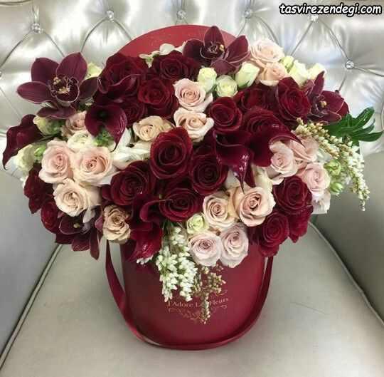 عکس مدل گلدان گل خواستگاری