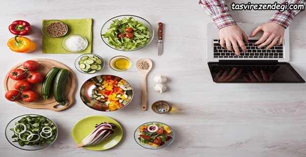 یادگیری آشپزی در تابستان