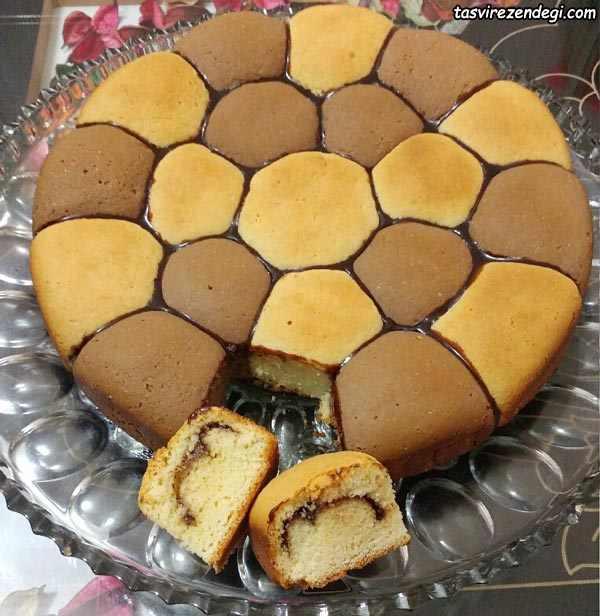 کیک پاپلی , کیک البابلی