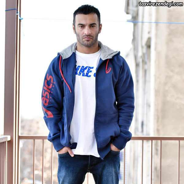 یاسر بختیاری رپر ایرانی
