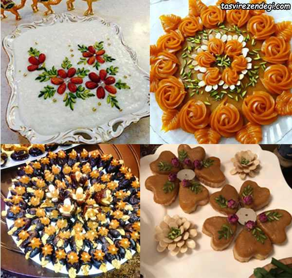 دسر ماه رمضان