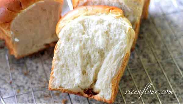 طرز تهیه نان کماج , نان هوکایدو ژاپن