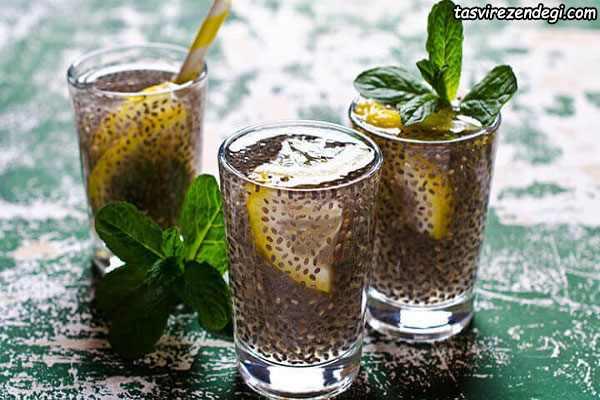 نوشیدنی های ماه رمضان