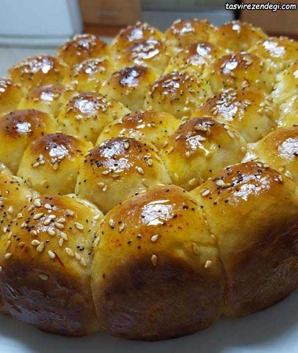 نان کندو عسل