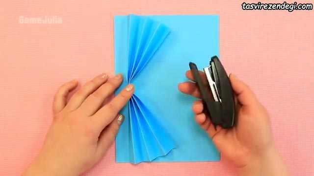 آموزش ساخت کارت تبریک تولد