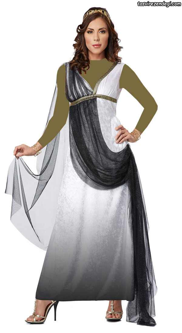 لباس مجلسی رومی یونانی الان تور