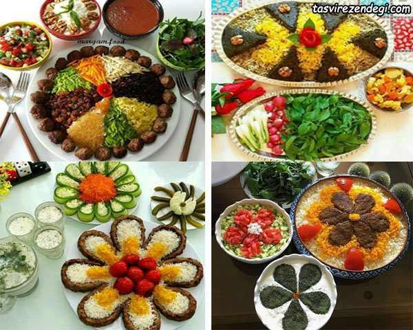 غذاهای پیشنهادی ماه رمضان