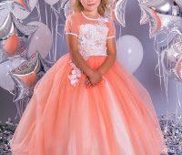 مدل لباس مجلسی دختر بچه