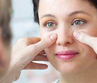 عمل بینی - ورم بینی بعد از عمل جراحی زیبایی بینی