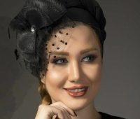 مدل توربان مجلسی {بیش از 90 مدل جدید کلاه حجاب پارچه ای}