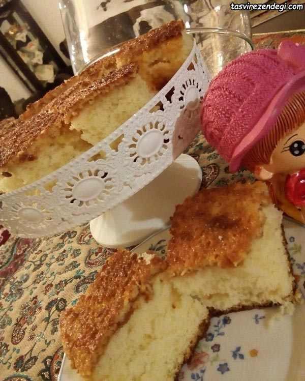 کیک لیزی دیزی