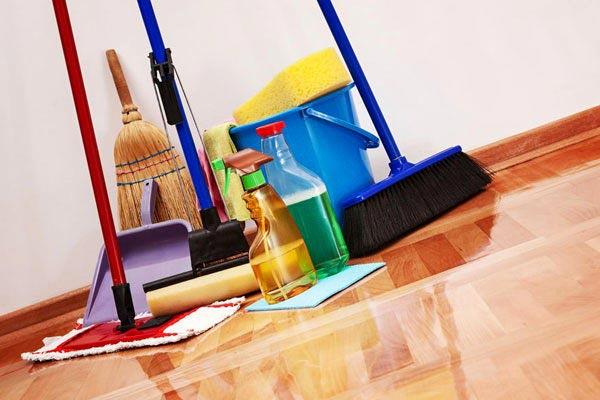 ابزار نظافت منزل