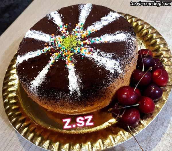 پخت کیک در پلوپز , کیک پلوپزی بدون فر
