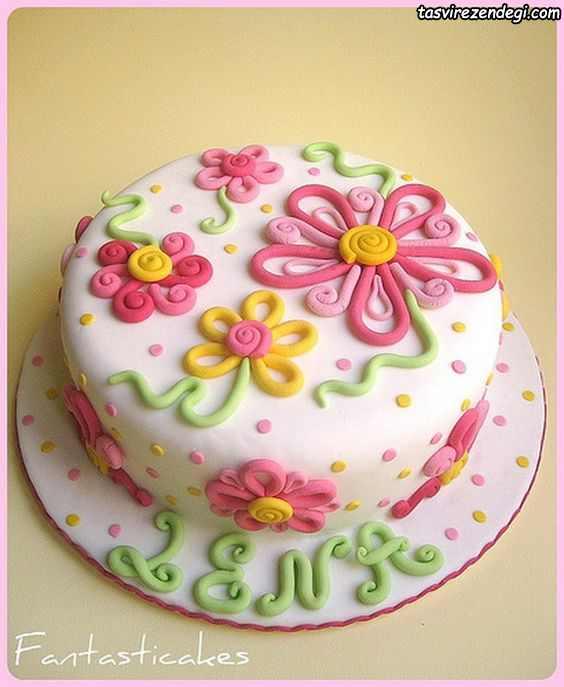 کیک روز دختر
