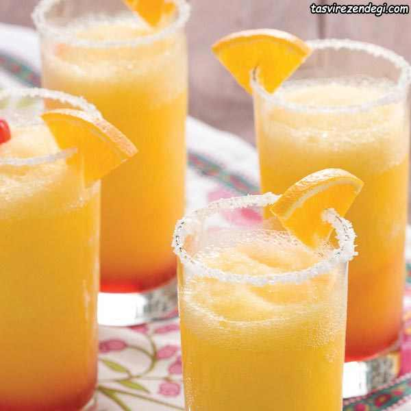 یخ در بهشت پرتقالی