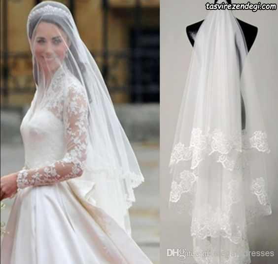 مدل تور عروس