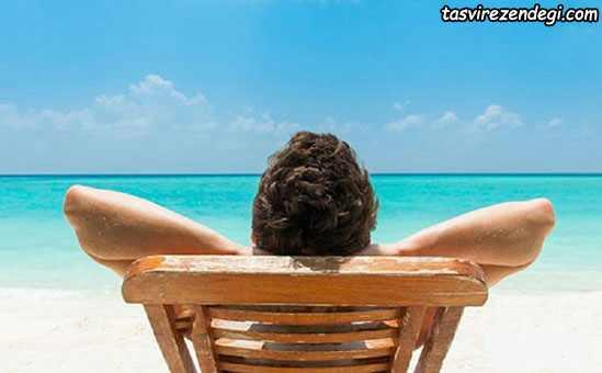 تاثیر نور خورشید در افزایش تستوسترون بدن