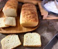 نان شیر گندم جو دو سر
