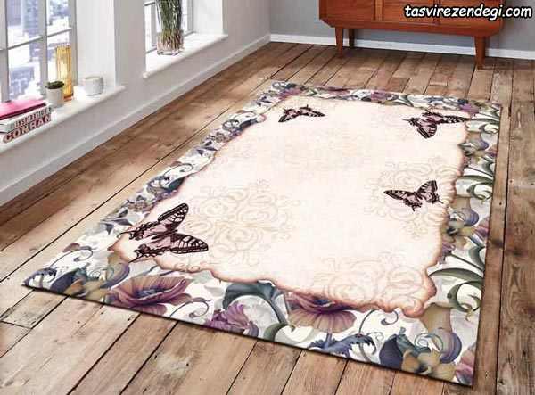 مدل کاور فرش روفرشی کشدار