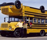 Strange buses
