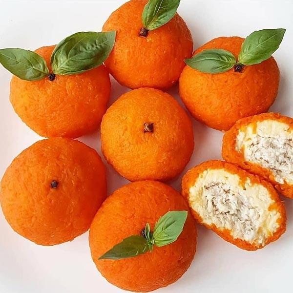 نارنگی های فینگر فود