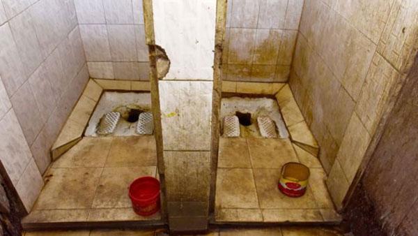 توالت سنتی