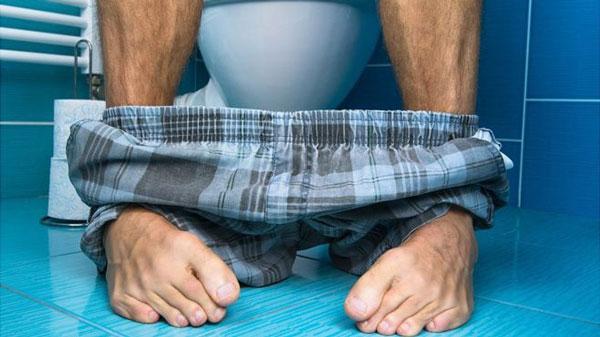 مشکلات توالت فرنگی