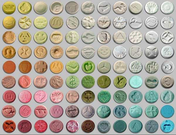 ماده مخدر اکستازی