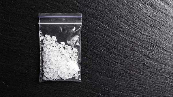 ماده مخدر کرک کوکائین