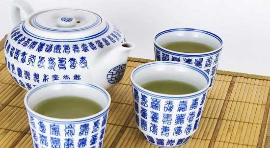 چای سبز برای افراد با گروه خونی B