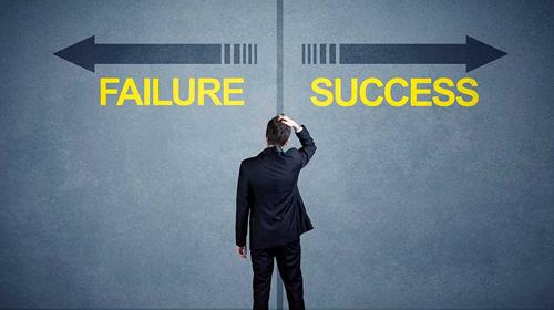 دوراهی موفقیت و شکست