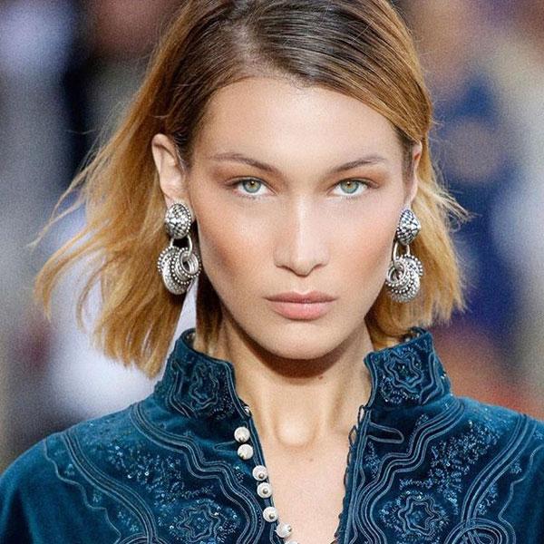 بلا حدید - bella hadid زیباترین زن جهان