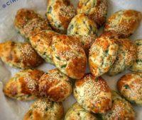 نان سبزیجات ترکیه ای