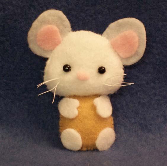 موش نمدی سفره هفت سین