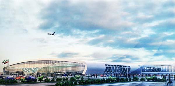 فرودگاه بین المللی امام خمینی تهران