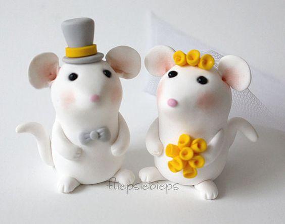 مدل خمیری موش
