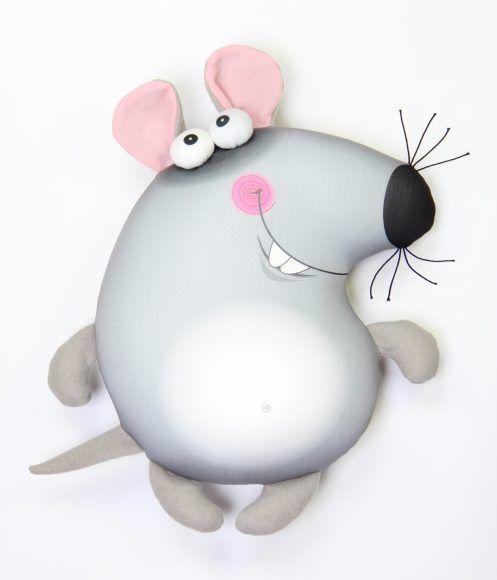 کارتون موش