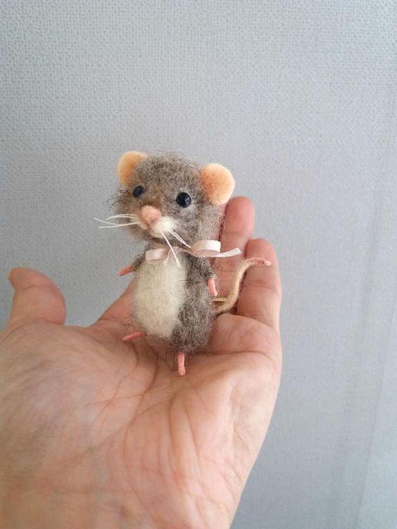 موش کوچولوی کچه کاری