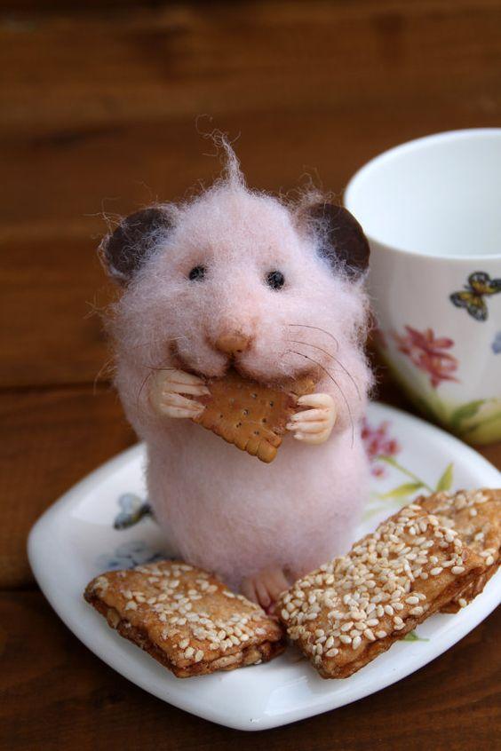 عروسک موش کچه ای