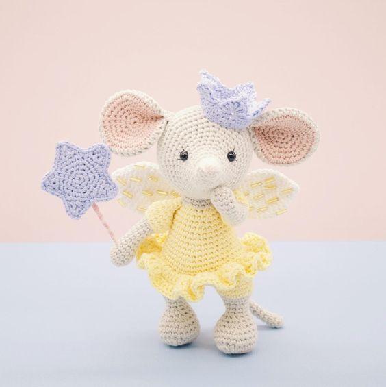 موش کوچولوی ستاره دار