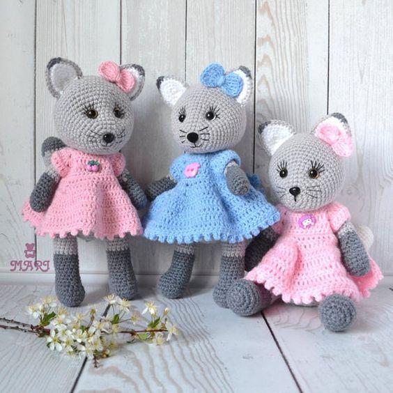 عروسک موش دختر