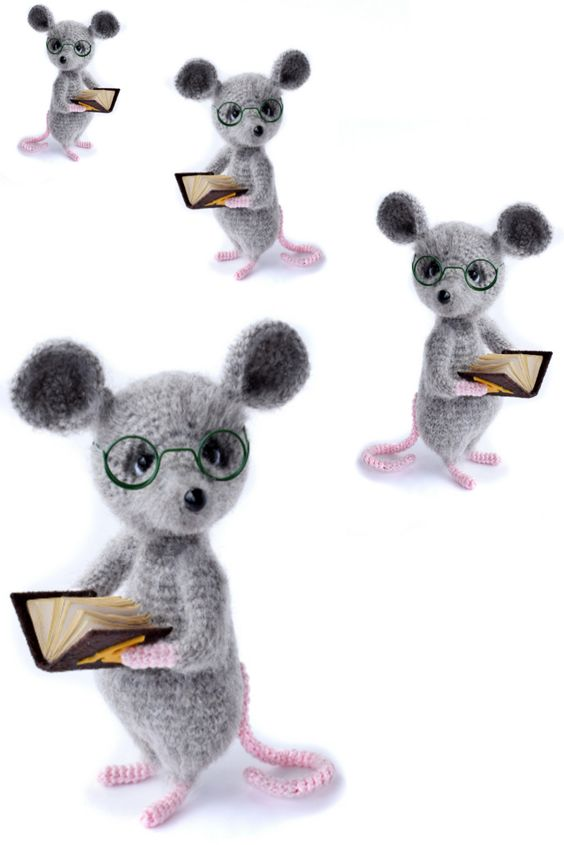 موش کتاب خوان
