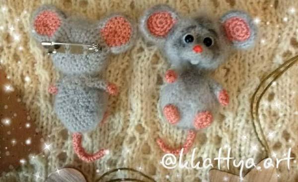 موش پشمالو