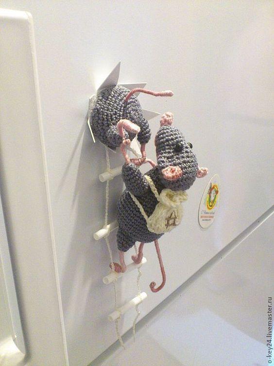عروسک موش مگنت
